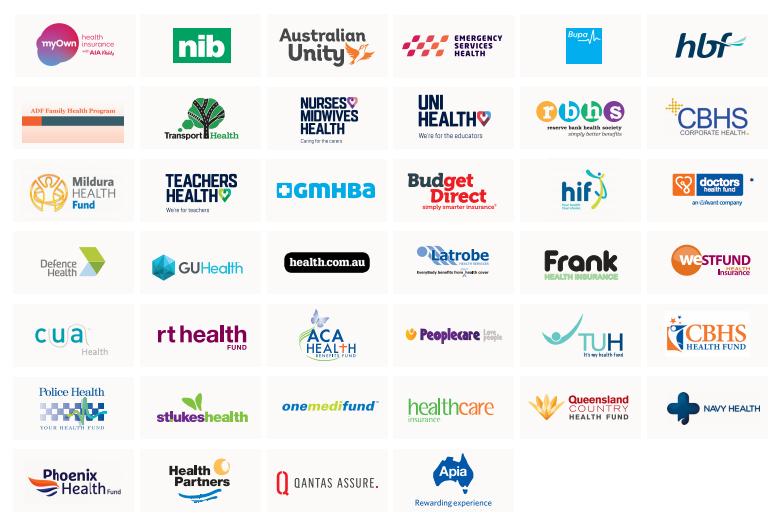 health-fund-logos